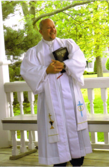 Pastor Scott as Model
